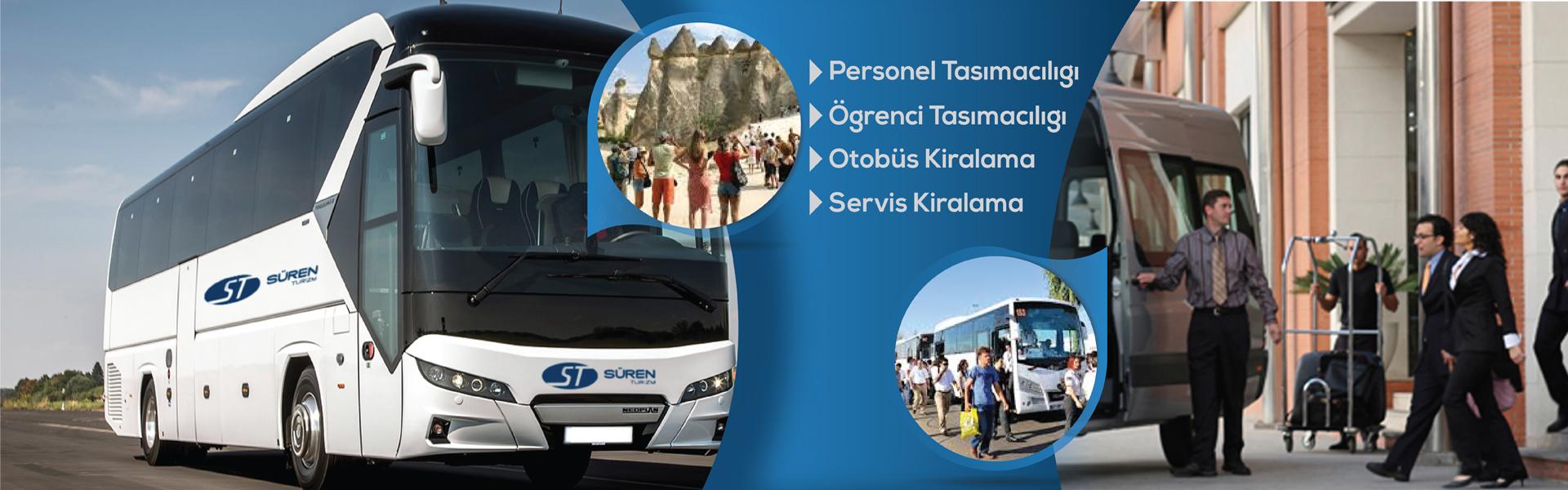 istanbul otobüs kiralama